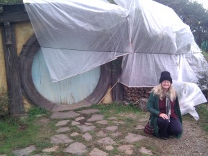 The outside of Bag End