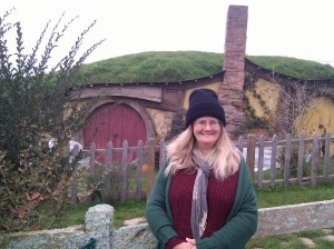 Samwise's House in the Lord of the Rings series.