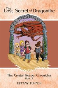 The Lost Secret of Dragonfire is available at Amazon and Barnes & Noble.