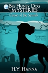Book 1 of Big Honey Dog Mysteries: Curse of the Scarab