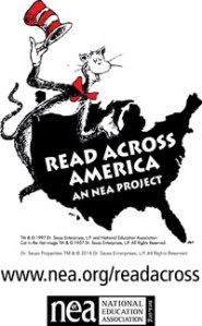 Happy Read Across America Day today on March 2. Read all week for free with ebook coupons.