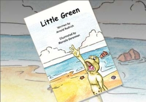 Little Green cover