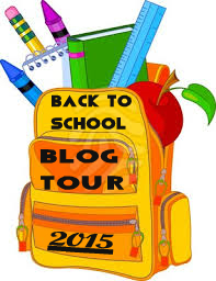 Join us for the Back to School Blog Tour Sept. 7-11, 2015 STARTS TOMORROW!