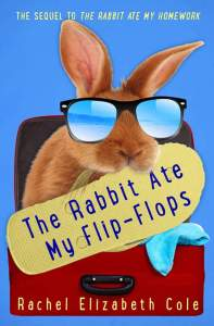 The Rabbit Ate My Flip-Flops releases on Sept. 9 on Amazon. Preorder available now.