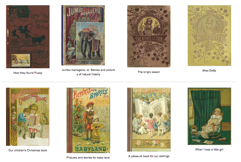 Covers from Baldwin Collection