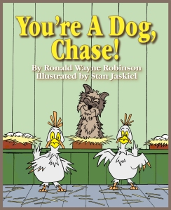 You're A Dog-Talking Chickens-Picture