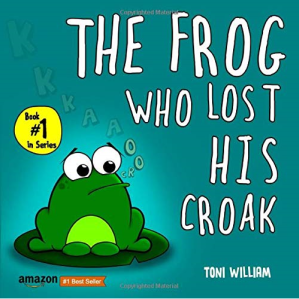 Frog Who Lost His Croak cover