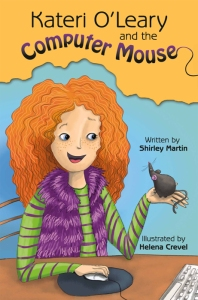 Kateri O'Leary Computer Mouse by Shirley Martin cover