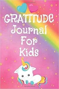 Gratitude Journal for kids front pic