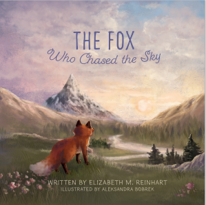 cover The Fox Who Chased the Sky