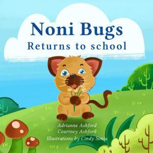 childrens book return to school postcovid19 kids book cover